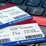 Uçak biletlerini paylaşanlara büyük tehlike!