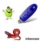USB Belleği (Flash Bellek) Virüslerden Koruma Yolu