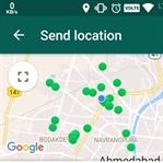 WhatsApp'a Canlı Konum Paylaşma Özelliği Geldi