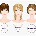 Yüz Şekline Göre Doğru Saç Modeli