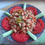 Zeytinyağlı Barbunya Yemeği