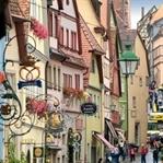 Almanya Romantik Yol Tatilimiz