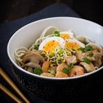 Aromatische Ramen Suppe: schnell und einfach