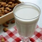 Badem Sütü Yapımı