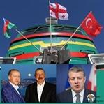 Bakü Tiflis Kars Demiryolu Açıldı