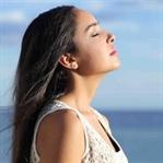 Baş ağrıları doğru nefesle giderilebilir