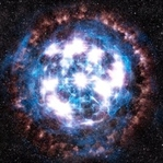 Belli Aralıklarla Patlayan Yıldız Keşfedildi