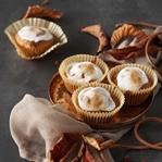 Chai-Kokos-Muffins mit griechischem Joghurt