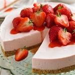 Çilekli Mozaik Pasta Tarifi