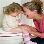Çocukalara tuvalet eğitimi nasıl verilir