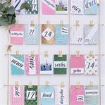 DIY Instagram-Adventkalender