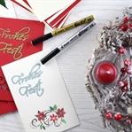DIY-Weihnachtskarten – Kreative Weihnachtsgrüße