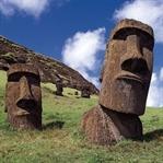 Dünyanın En Gizemli Adası Paskalya Adasının Sırrı