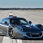Dünyanın En Hızlı Arabalarını ve Bazı Özellikleri