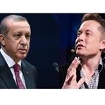 Elon Musk Cumhurbaşkanı Erdoğan'la Görüşecek
