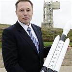 Elon Musk'dan Roketlerle Ülkeler Arası Seyahat