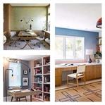 Ev Ofisi - Çalışma Odası Dekorasyonu Fikirleri