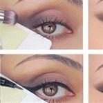 Eyeliner Sürmenin 5 Pratik Yolu