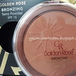 Golden Rose Bronzing Terra Powder No:103