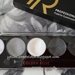 Golden Rose Professional Palette Eyeshadow no:104
