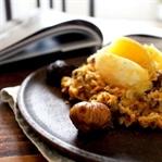 Karotten & Orangen Porridge