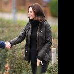 Kate Middleton: Barbour Mont