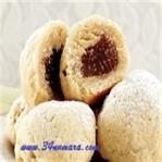 Kestane şekerli kurabiye tarifi