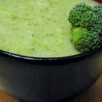 Kremasız Brokoli Çorbası