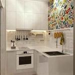 Küçük Mutfaklara Hayat Kurtarıcı Öneriler