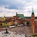 Küllerinden Doğan Şehir : Varşova