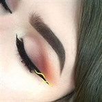Makyaj Trendi: Helix Eyeliner — Helezon Eyeliner