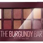 Maybelline The Burgundy Bar ile Sıcak Bakışlar