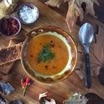 Meksika Usulü Safranlı Fava Çorbası