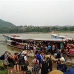Mit dem Slow Boat von Thailand nach Laos
