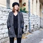 Outfit // Paris, je t'aime