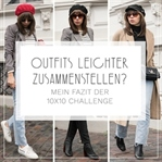 OUTFITS ZUSAMMENSTELLEN – 10x10 CHALLENGE FAZIT