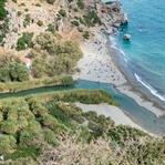 Preveli Beach - Abenteuer Strand auf Kreta