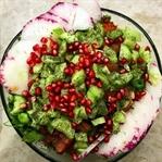 Rengarenk Kış Salatası