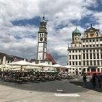 Romantik Yol Augsburg