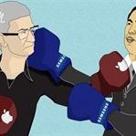 Samsung, iPhone ile Büyük Dalga Geçti!