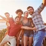 Sık seyahat edenler toleranslı ve açık görüşlü