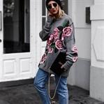 Sonbahar-Kış Kazak ve Sweatshirt Trendleri