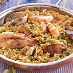 İspanyolların Paellasına Bulgurlu Dokunuş!