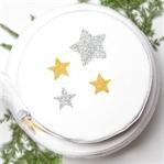 Sternen Torte zu Weihnachten
