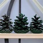 Tannenzapfen-Wald Türhänger