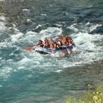 Türkiye'de Rafting Yapılabilecek Yerler