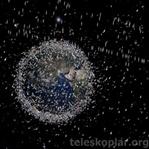 Uzayda Kaç Tane Yapay Uydu Var?