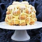 Vanille Donut Torte – Bake my Cake Award 2017