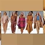 Vizon Rengi Elbiseler