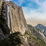Wanderung zu den Upper Yosemite Falls